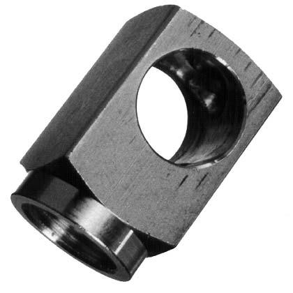 Ringstück – Typ LJK – Aluminium