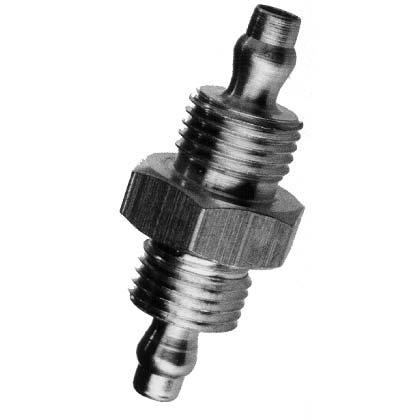 Doppelverschraubung – Typ PK – Aluminium
