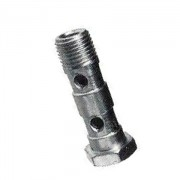 Hollow screw 2-ply – galvanized steel