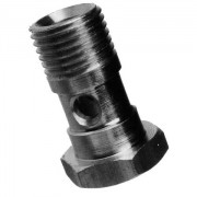 Hollow screw 1-fold – galvanized steel