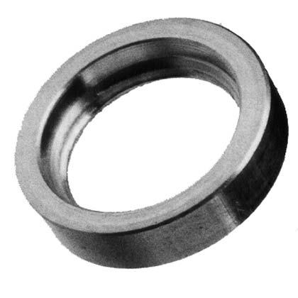 Stützring – lang – Aluminium