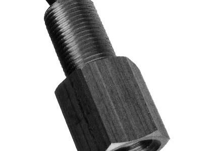 Schottverschraubung – Innengewinde – Aluminium